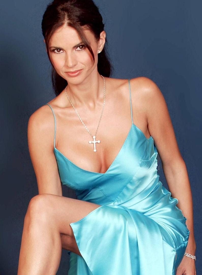 Romana Badescu in dolce attesa di un figlio