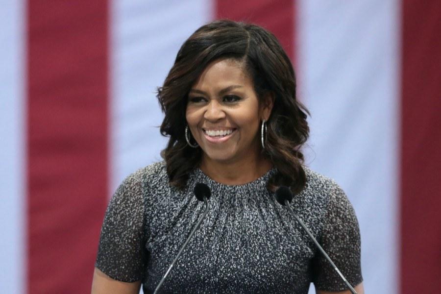 La donna più ammirata del mondo è Michele Obama, in Italia tra gli uomini papa Francesco