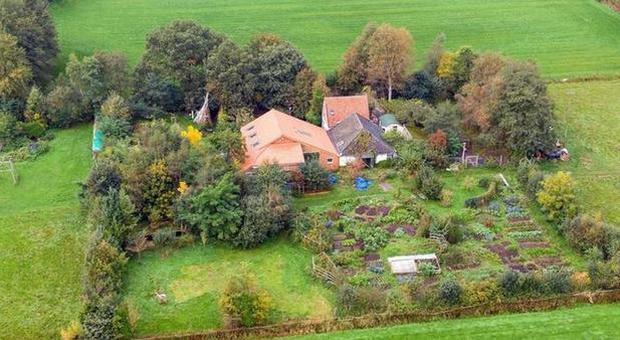 La fattoria in Olanda dove erano rinchiusi i sei ragazzi