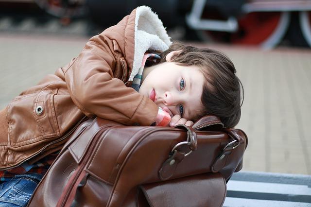 Bambina smarrita in Bielorussia