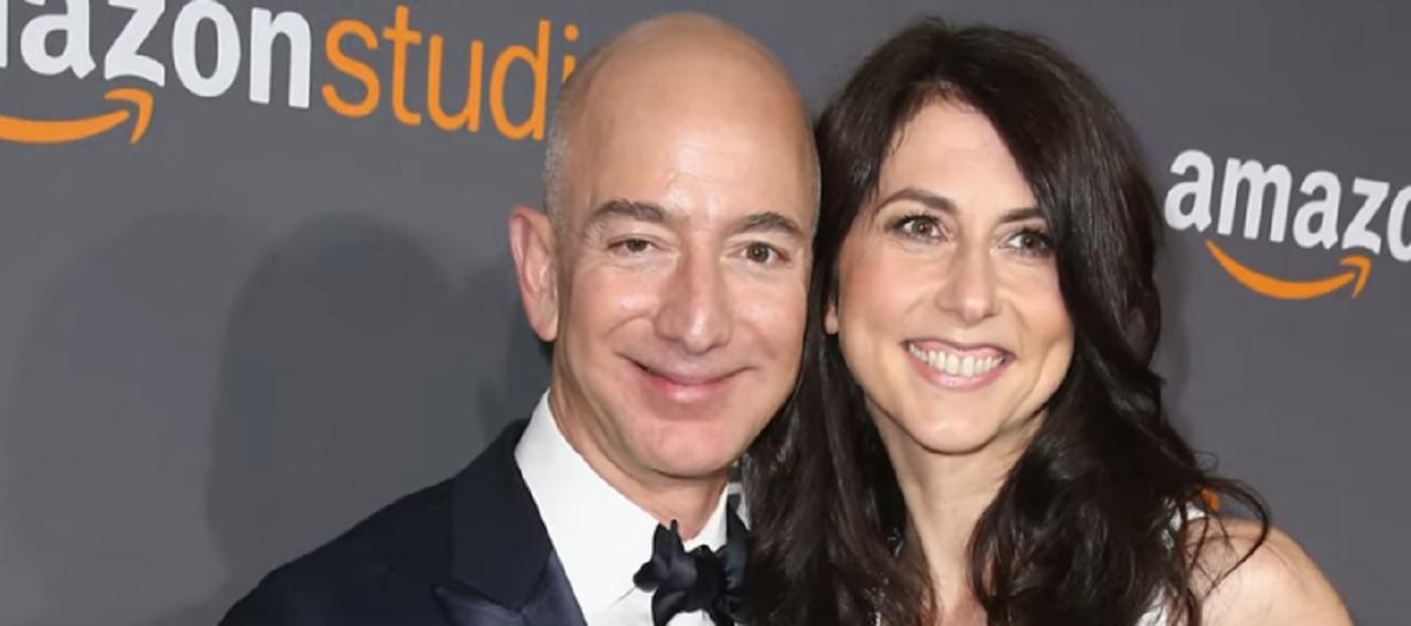 Amazon, tra Bezos e la ex moglie divorzio miliardario