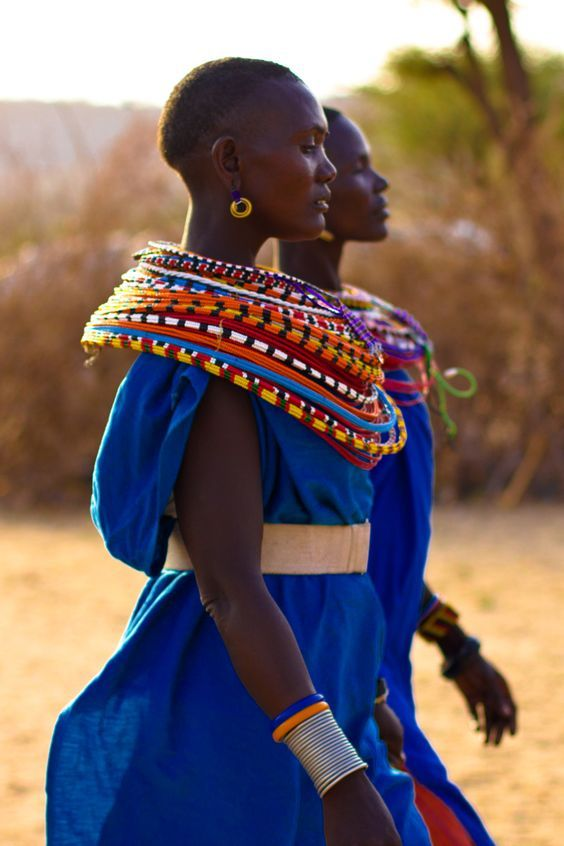 Donne Maasai